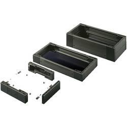 Element podnožja (D x Š) 450 mm x 100 mm jeklena pločevina, sive barve Rittal PS 2807.200 1 kos