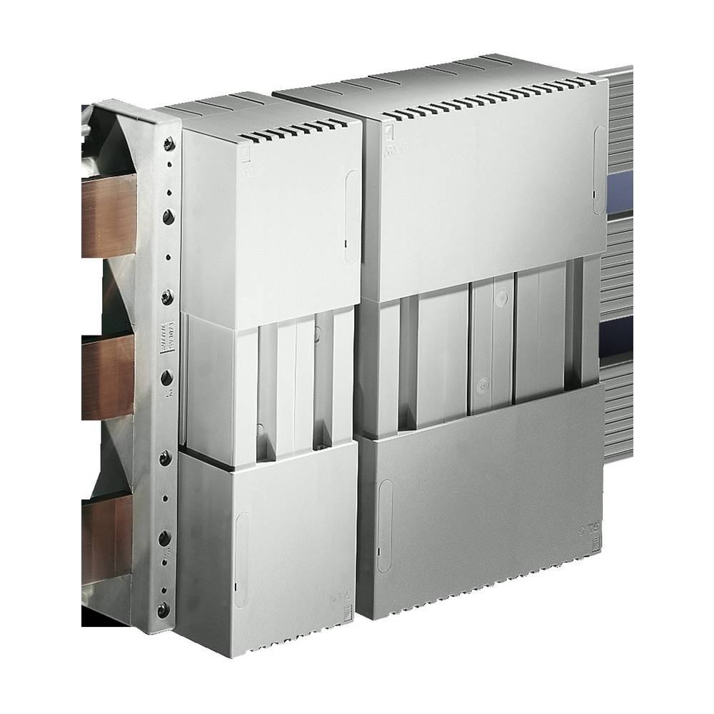 Systemafdækning Rittal SV 3087.000 ABS Grå (RAL 7035) 4 stk