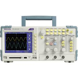 Kal. DAkkS Digitalni osciloskop Tektronix TPS2012B 100 MHz 2-kanalni 1 GSa/s 2.5 kpts 8 Bit kalibracija narejena po DAkkS digita