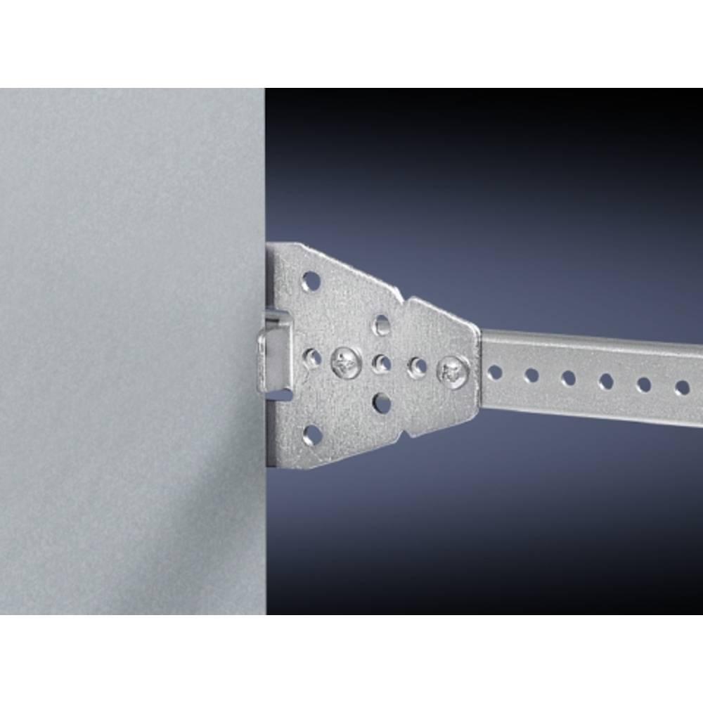 Monteringsplader-fastgørelse Rittal PS 4593.000 4593.000 Stålplade 10 stk