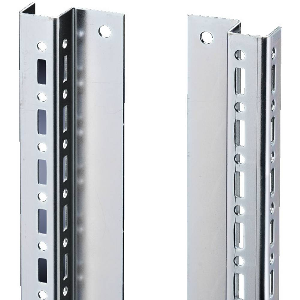 Montageskinne Rittal CM 5001.051 Til udbygning indendørs Stålplade 800 mm 4 stk
