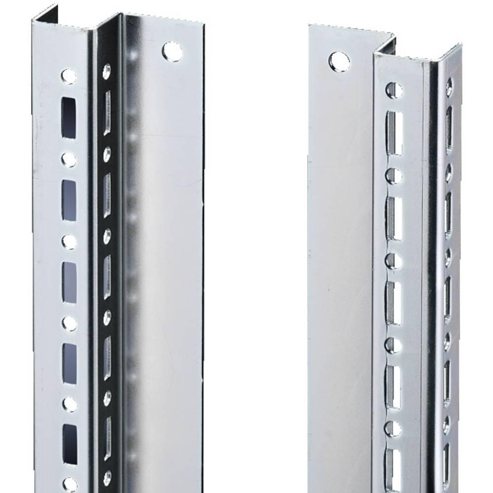 Montageskinne Rittal CM 5001.052 Til udbygning indendørs Stålplade 1000 mm 4 stk