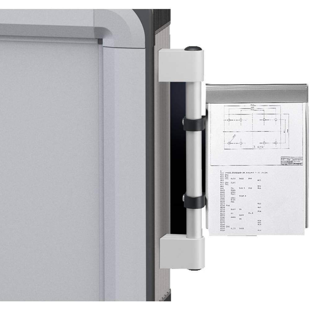 Dokumentholder Rittal CP 6013.000 6013.000 Stålplade Grå (RAL 7035) (B x H) 225 mm x 315 mm 1 stk