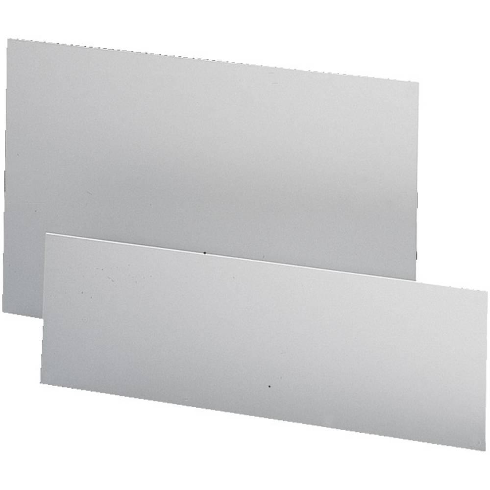 Frontplade Rittal CP 6027.000 med monteringsboring (B x H) 482.6 mm x 155 mm Aluminium 1 stk