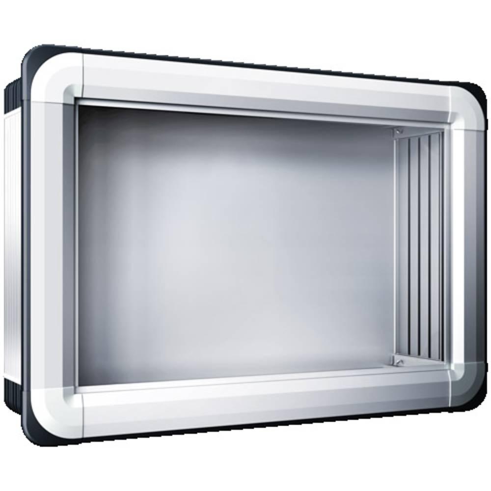 Installationskabinet Rittal CP 6372.563 520 x 600 Aluminium 1 stk