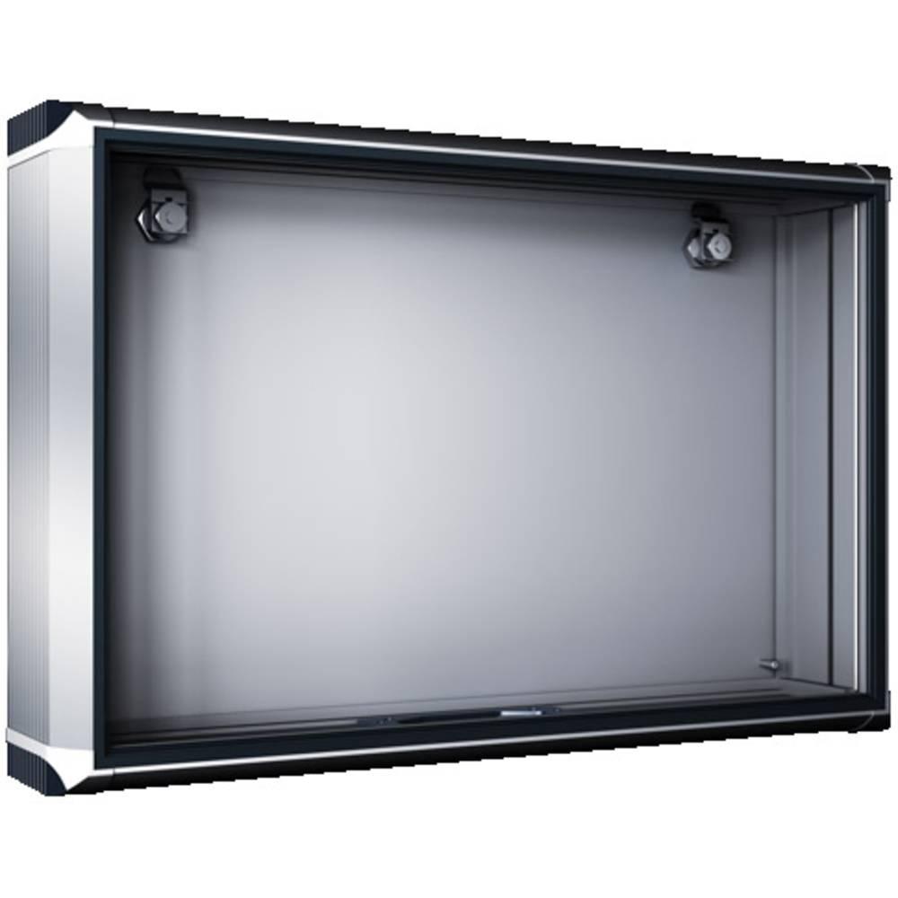 Installationskabinet Rittal CP 6380.410 Aluminium 1 stk