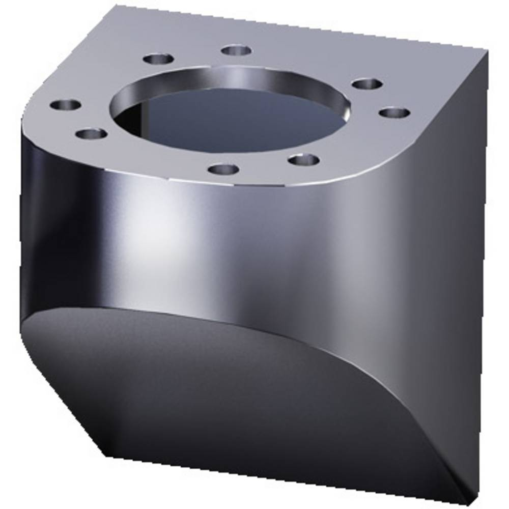 Vægholder Rittal CP 6665.000 6665.000 fast Rustfrit stål (Ø) 9 mm 1 stk
