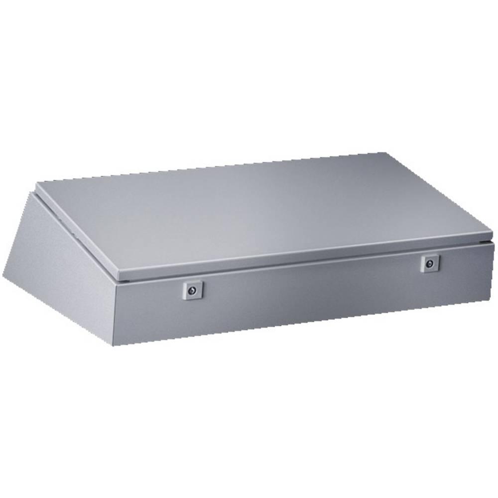 Pult-kabinet Rittal TP 6714.500 700 x 600 x 235 Stålplade Lysegrå (RAL 7035) 1 stk
