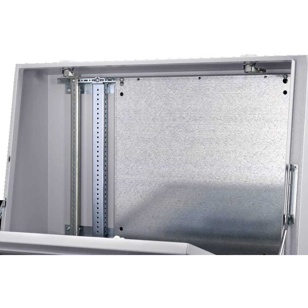Monteringsplade Rittal TP 6730.310 (L x B) 437 mm x 200 mm Stålplade 1 stk