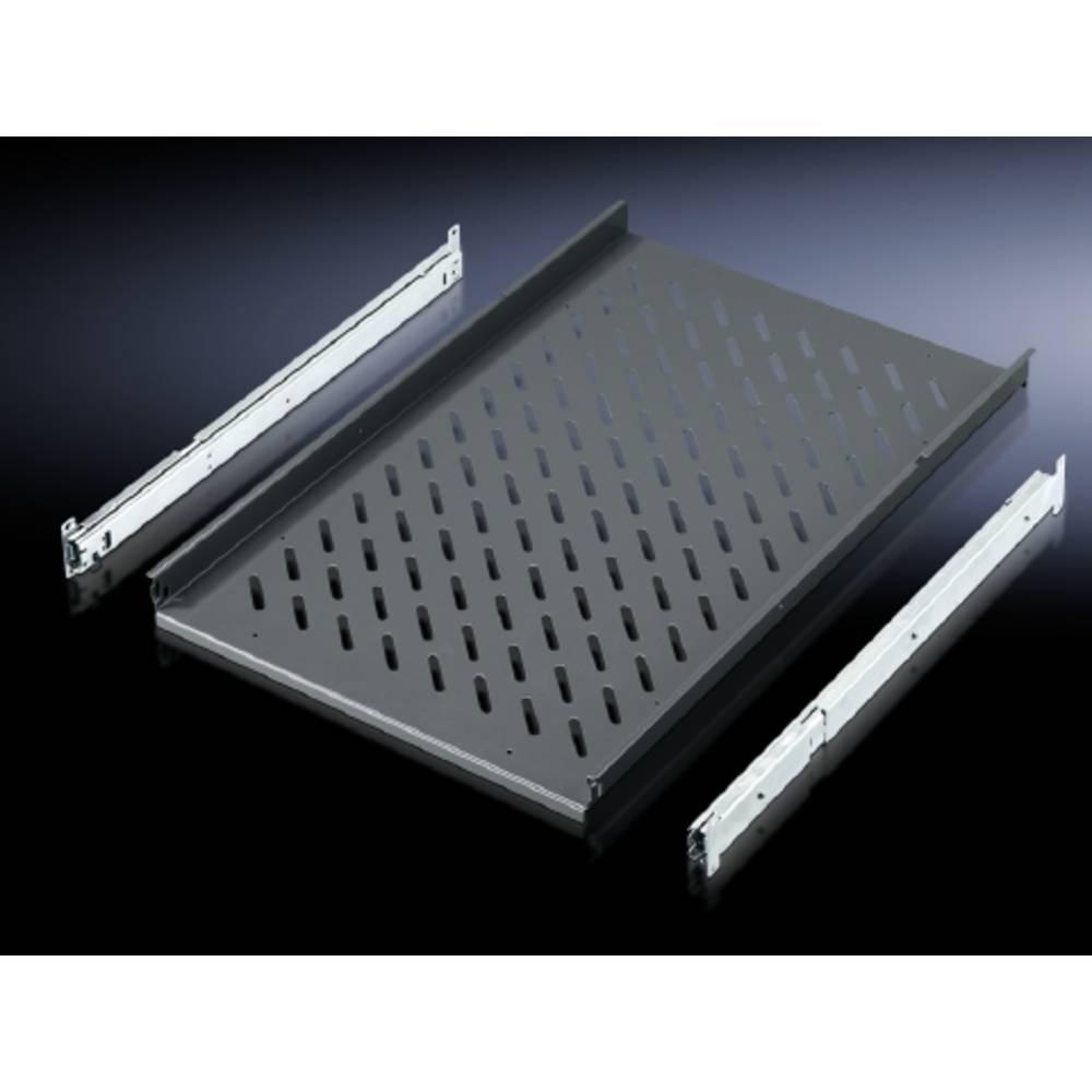 Gulvplade Rittal IW 6902.980 Kan trækkes ud (L x B) 745 mm x 465 mm Stålplade Skifergrå 1 stk