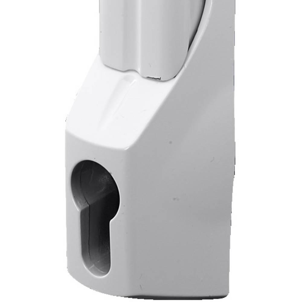 Komfortgreb Rittal DK 7705.120 til profilhalvcylinder Lysegrå (RAL 7035) 1 stk