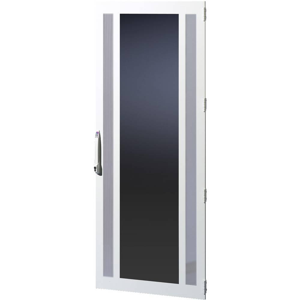Dør med rude Rittal DK 7824.201 Ventilation (L x B) 2000 mm x 600 mm Glas Lysegrå (RAL 7035) 1 stk
