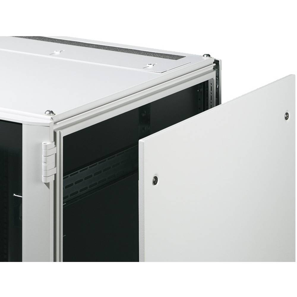 Sidepanel Rittal DK 7824.206 kan aflåses (L x B) 2000 mm x 600 mm Stålplade Lysegrå (RAL 7035) 2 stk