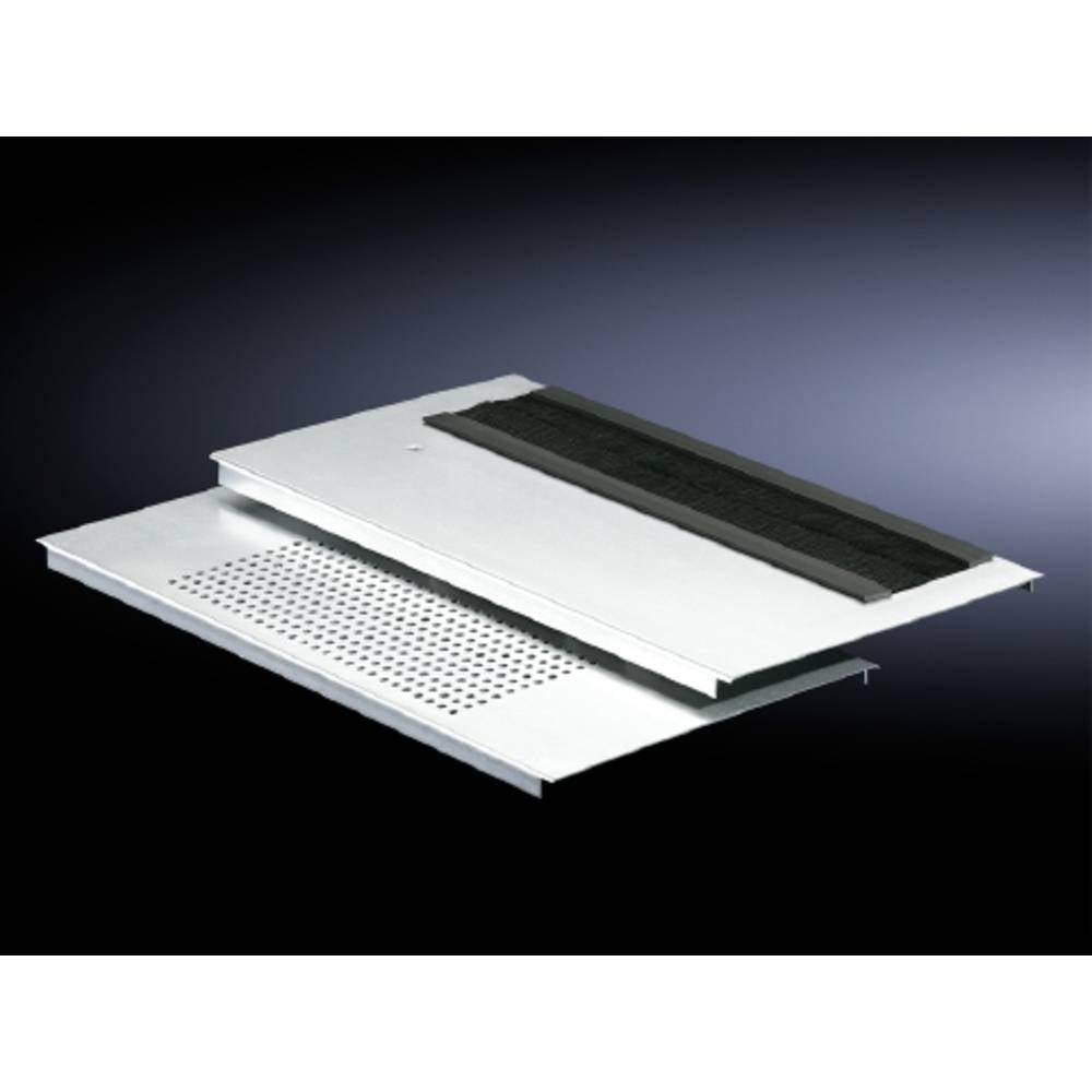 Gulvplade Rittal DK 7825.360 Ventilation (L x B) 237.5 mm x 600 mm Stålplade 1 stk