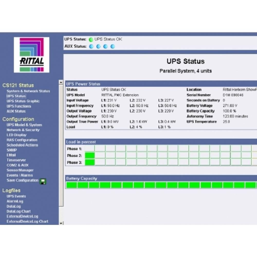 Software Rittal DK 7857.421 Enkelt licens RCCMD 1 stk