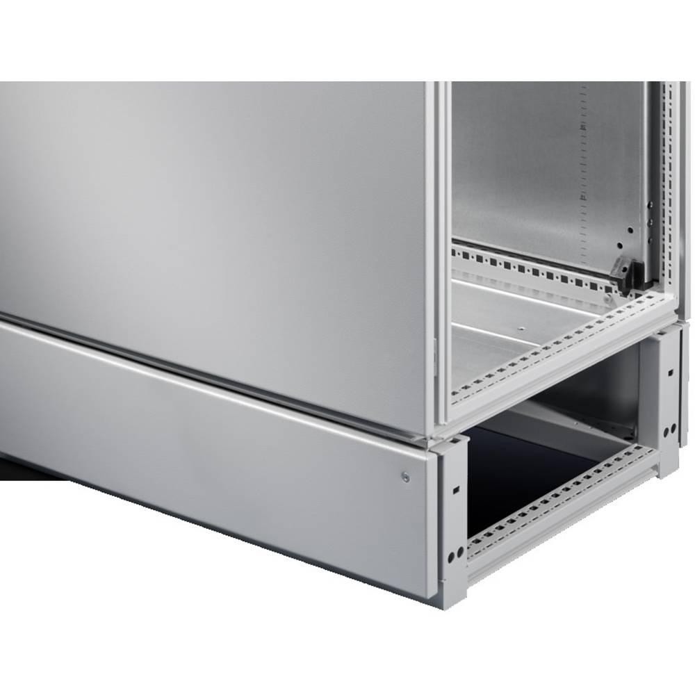 Kabel-kammer Rittal TS 8600.855 (L x B x H) 500 x 800 x 200 mm Stålplade Lysegrå (RAL 7035) 1 stk