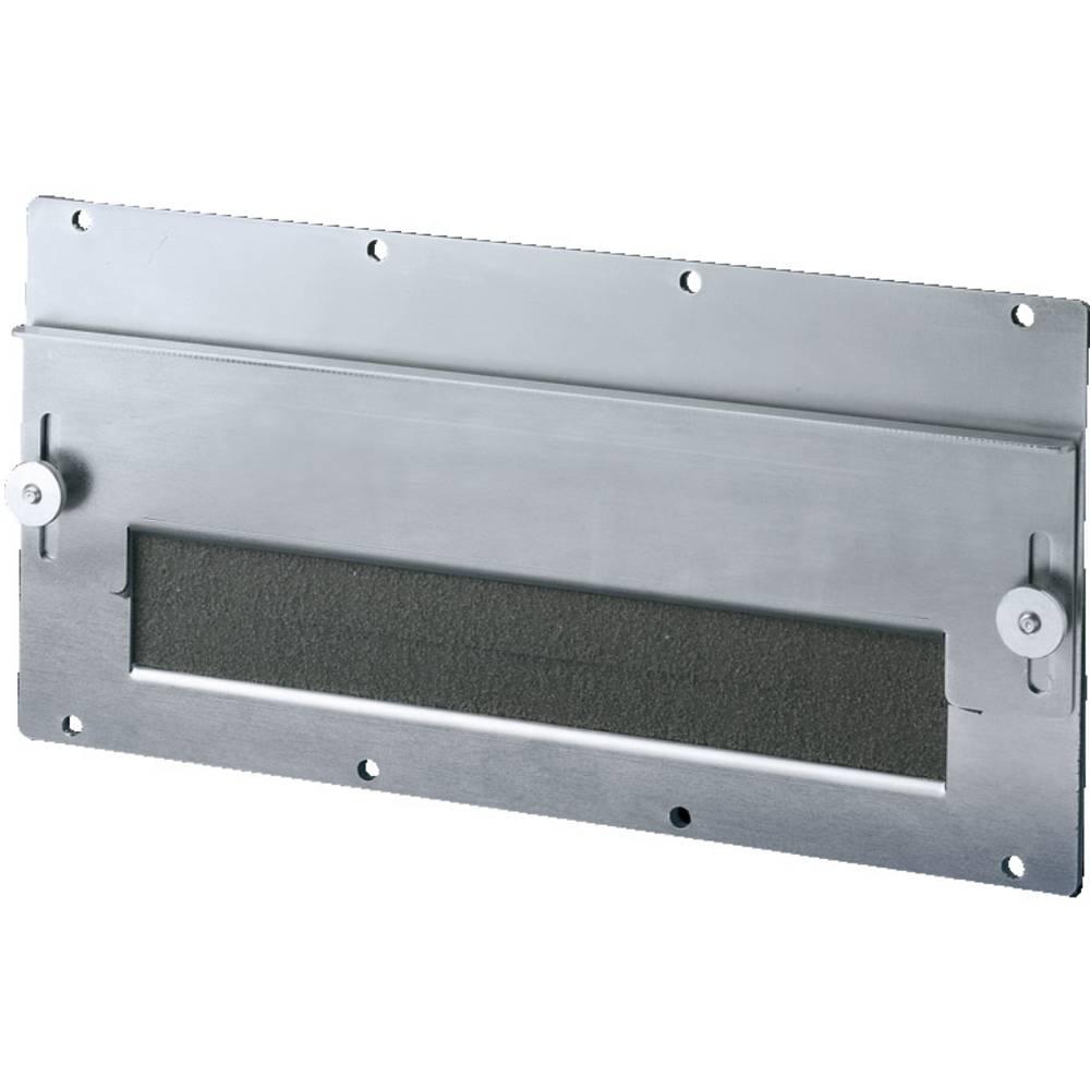 Frontplade Rittal TS 8609.170 1-dobbelt Stålplade 1 stk