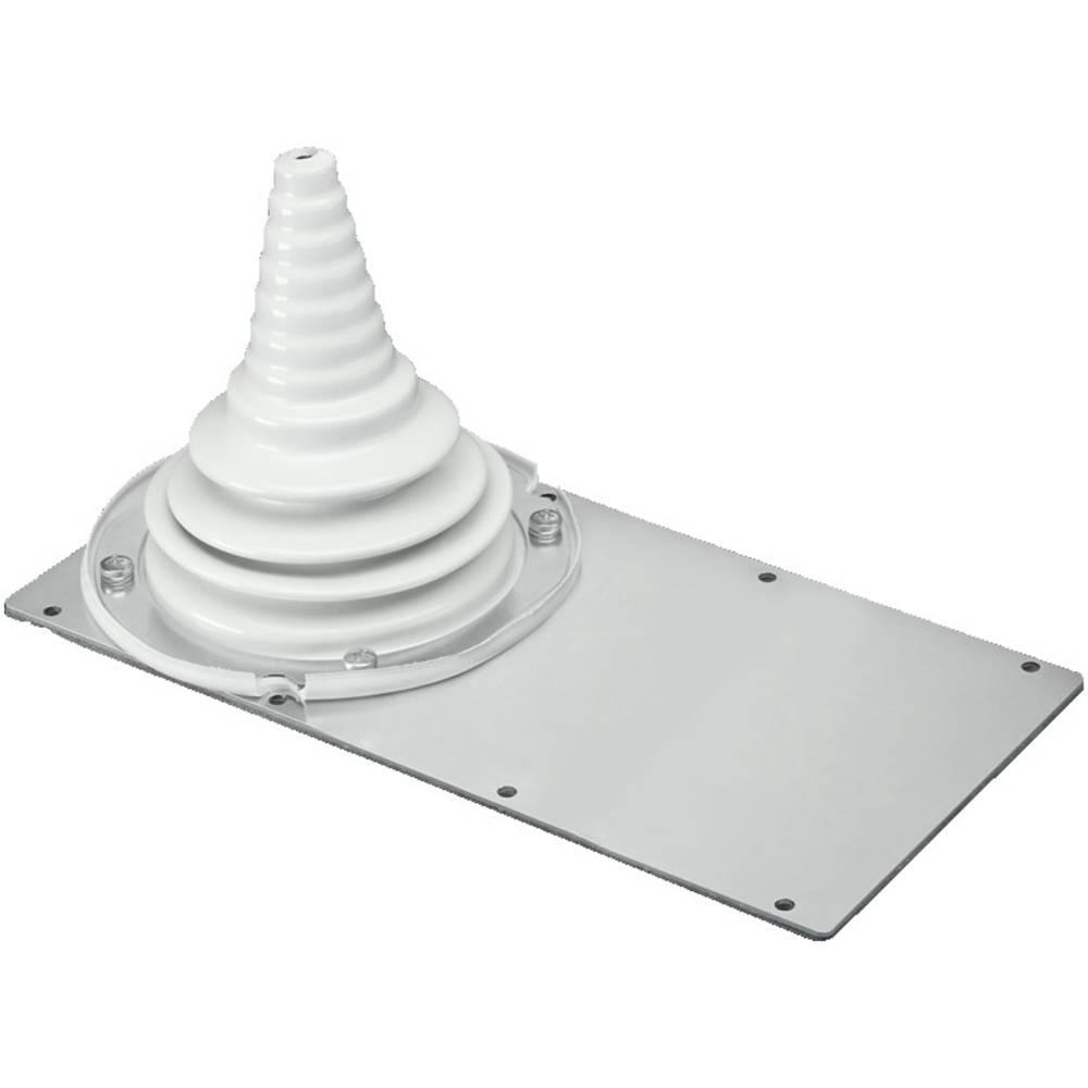 Frontplade Rittal TS 8609.390 1-dobbelt Stålplade 1 stk