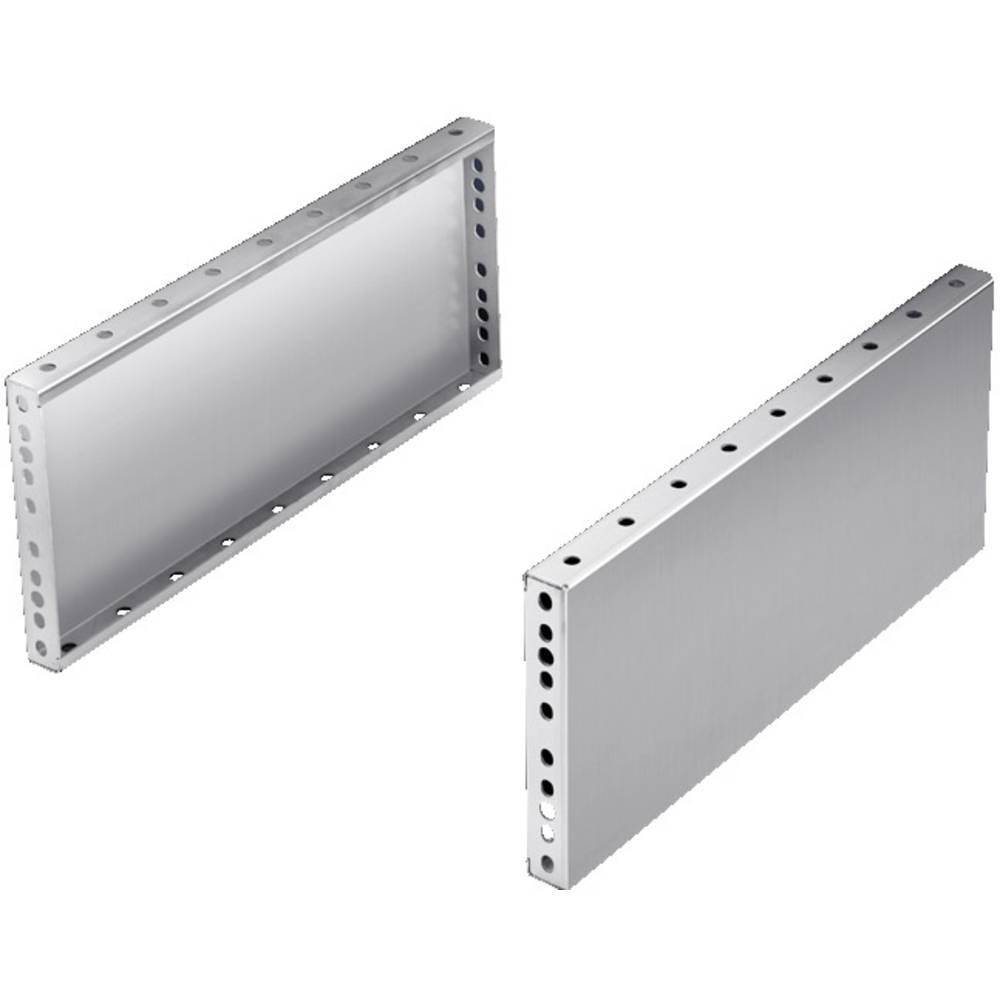 Sokkelblænde Rittal TS 8702.060 (B x H) 600 mm x 200 mm Rustfrit stål Rustfrit stål 1 stk
