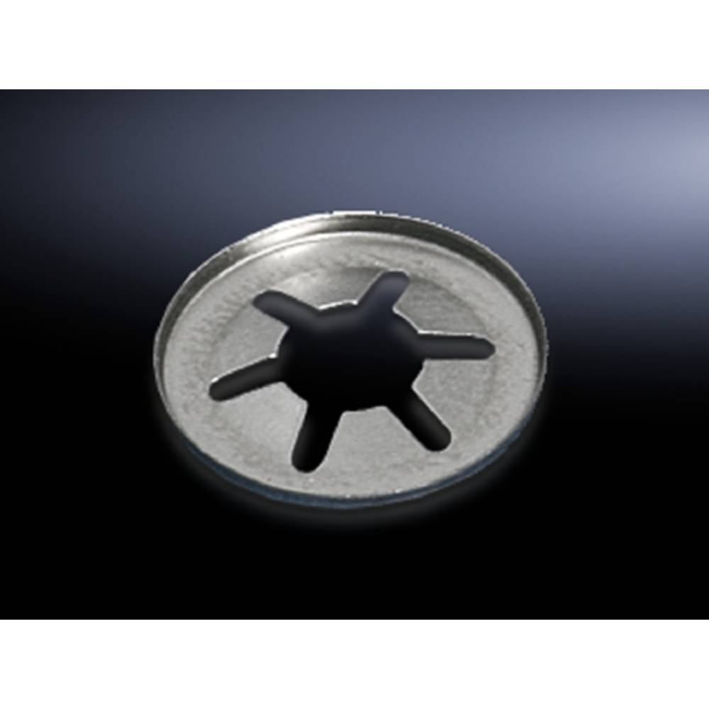 Fjederskive Rittal TS 8800.070 8800.070 Stål 100 stk