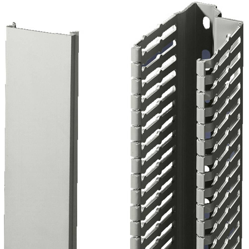 Kabelkanal Rittal TS 8800.520 8800.520 PVC Stengrå (L x B x H) 80 x 50 x 1800 mm 8 stk
