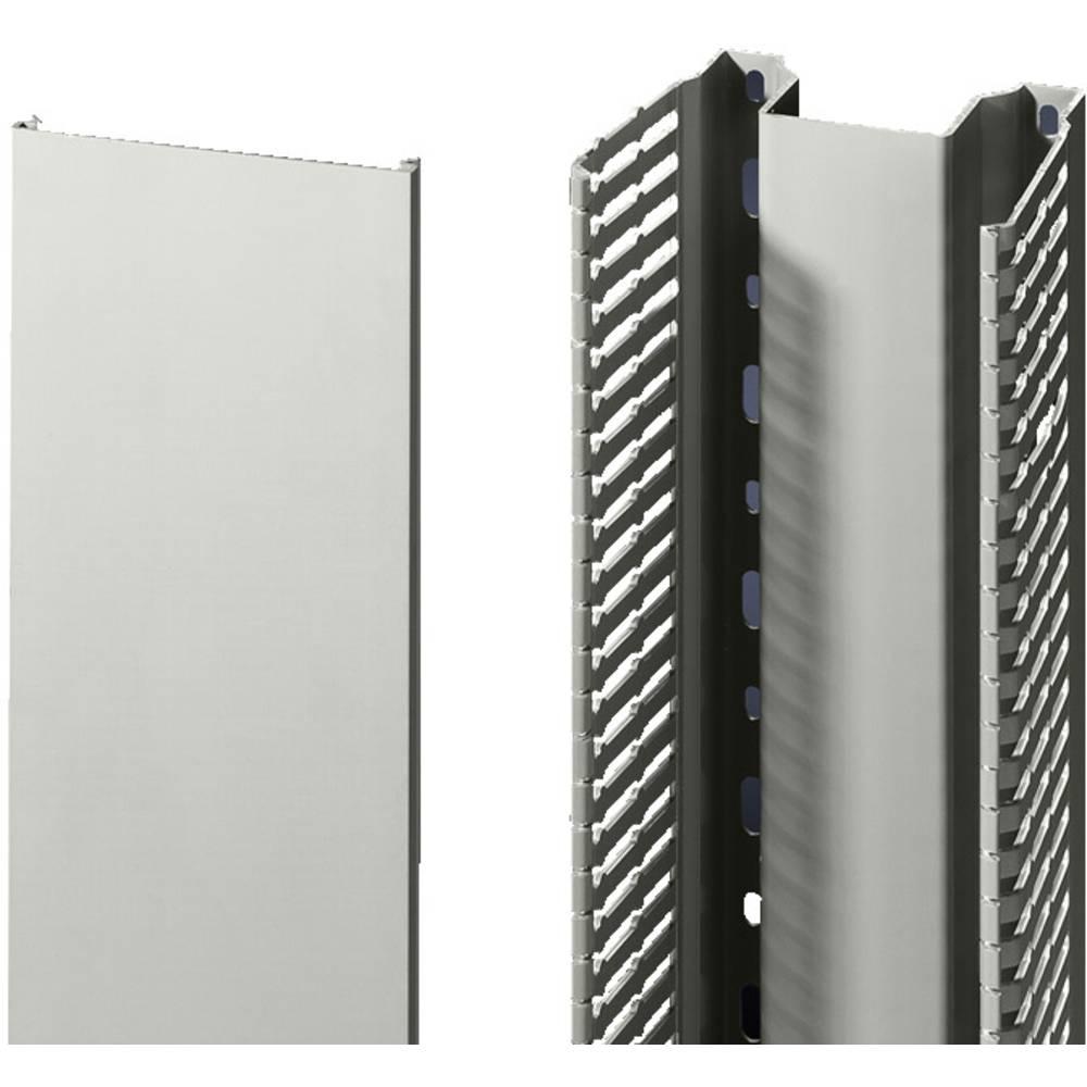Kabelkanal Rittal TS 8800.540 8800.540 PVC Stengrå (L x B x H) 80 x 100 x 1600 mm 4 stk