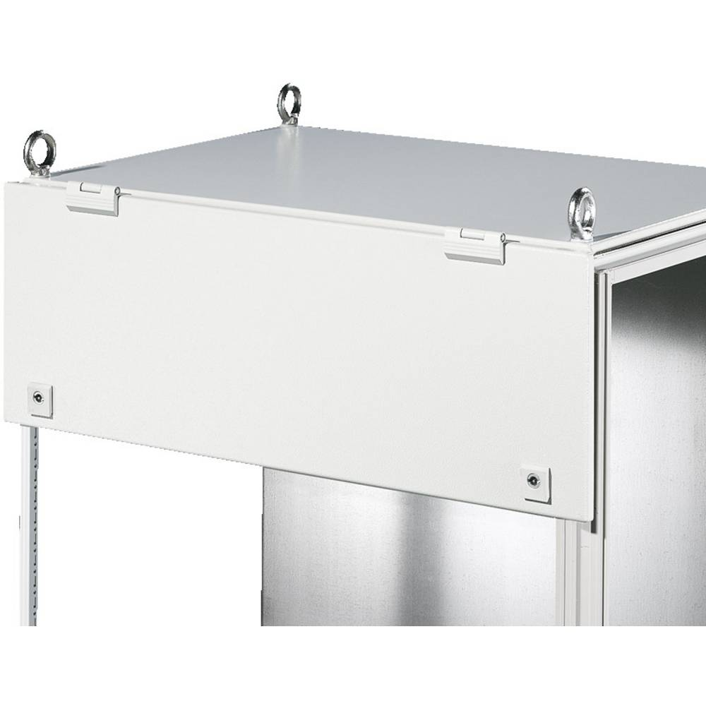 Tagplade Rittal TS 8801.230 med hængsel (B x H) 600 mm x 300 mm Stålplade Lysegrå (RAL 7035) 1 stk