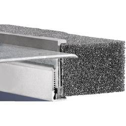 Uvodna letev za kable, aluminij, Rittal TS 8802.080 2 kos