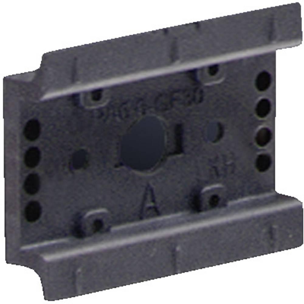 DIN-skinne OM-adapter Rittal SV 9342.860 perforeret Polyamid 5 stk