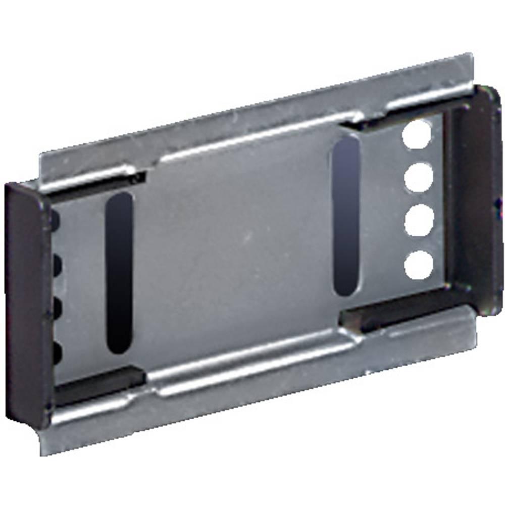 DIN-skinne OM-adapter Rittal SV 9342.980 perforeret Stålplade 5 stk