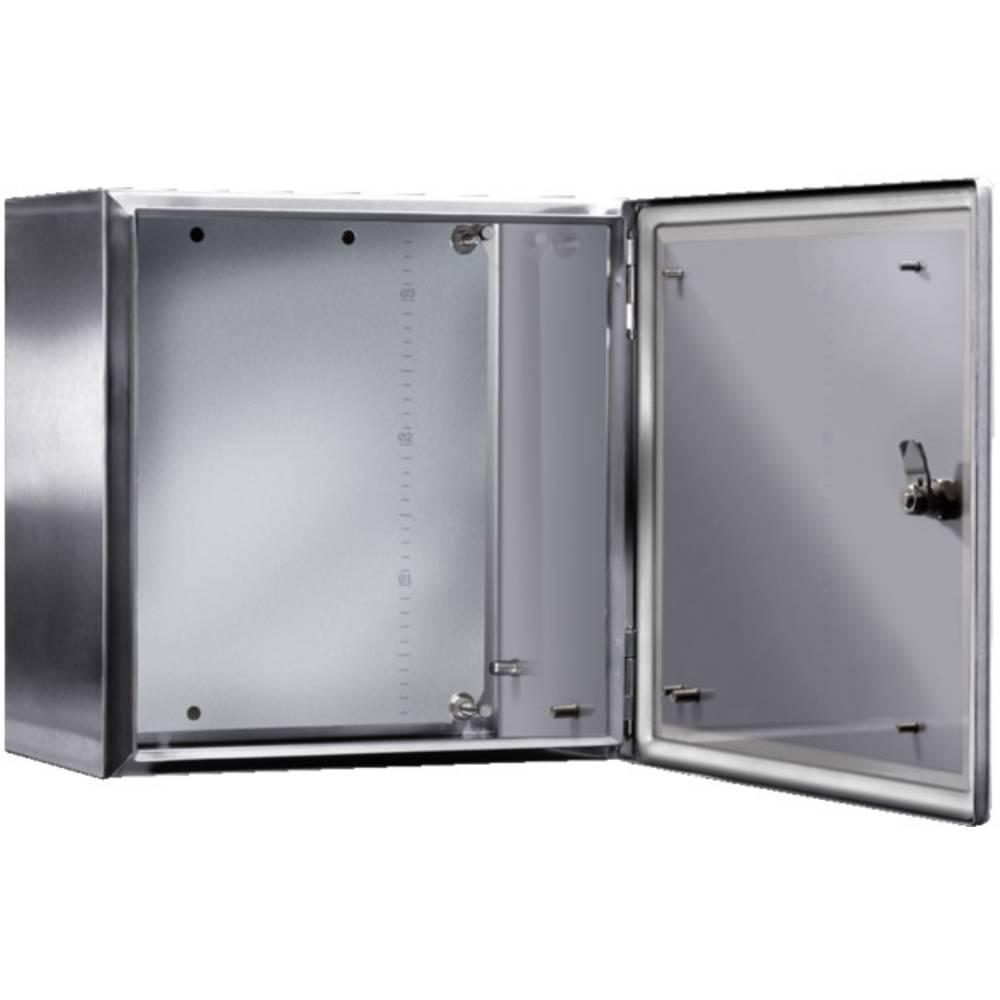 Installationskabinet Rittal KEL 9409.600 300 x 380 x 210 Rustfrit stål 1 stk