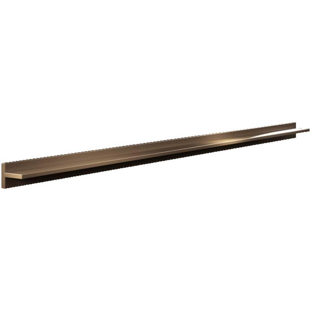 Samleskinne Rittal SV 9601.000 Ikke perforeret, T-profil Kobber 500 mm 3 stk