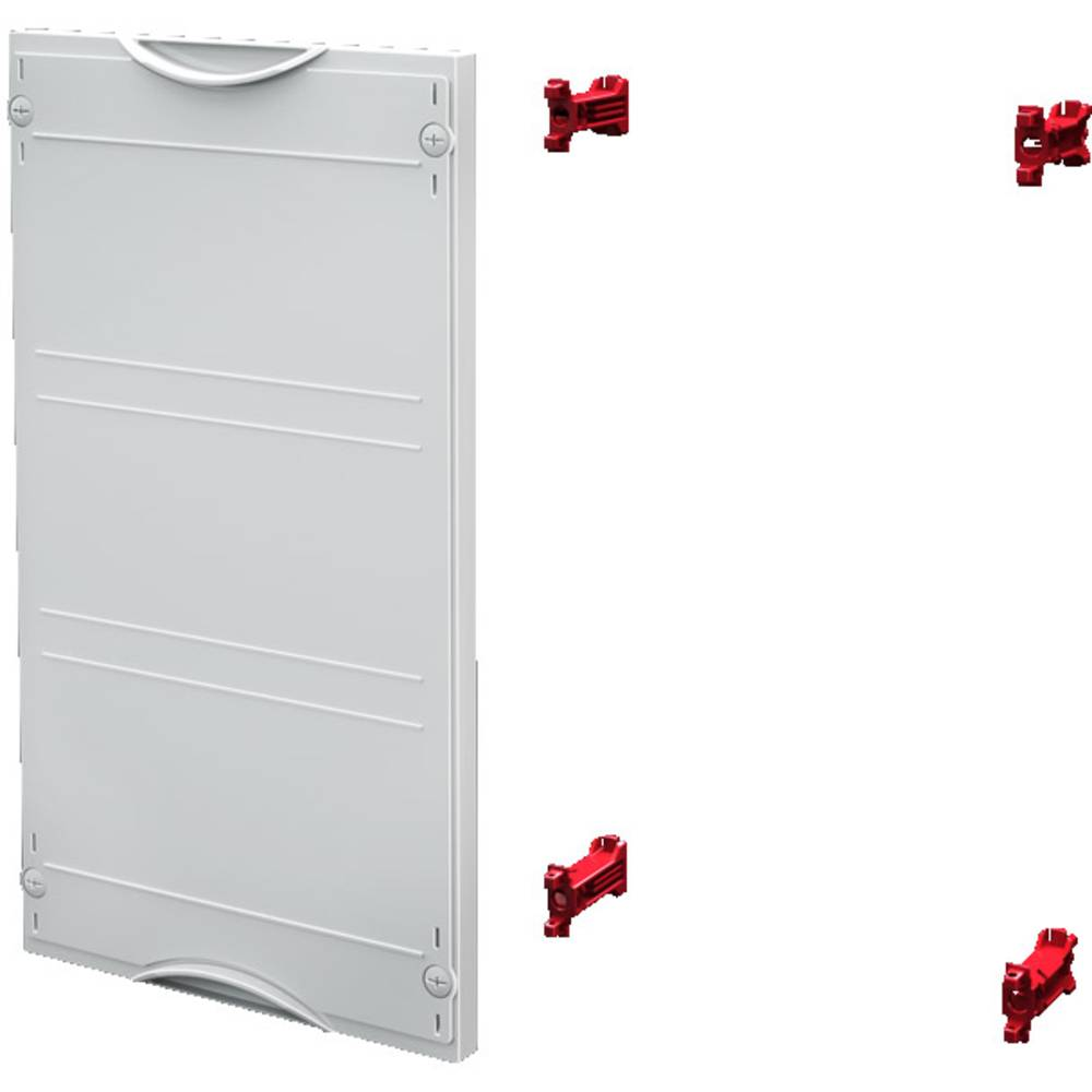 Berøringsbeskyttelse-modul Rittal SV 9666.060 9666.060 Plast Grå (RAL 7035) (B x H) 500 mm x 450 mm 1 stk