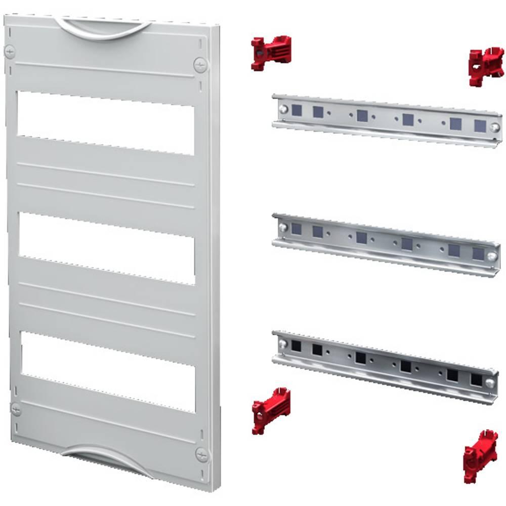 Rækkeindbygningsenheder-modul Rittal SV 9666.280 9666.280 Stålplade Grå (RAL 7035) (B x H) 500 mm x 150 mm 1 stk