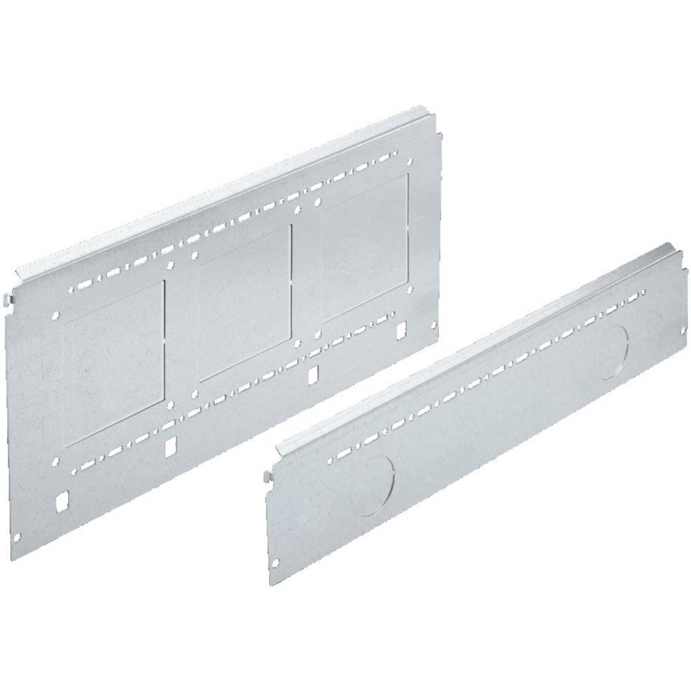 Sidepanel Rittal SV 9673.061 Til indvendig opdeling (B x H) 600 mm x 100 mm Stålplade 6 stk