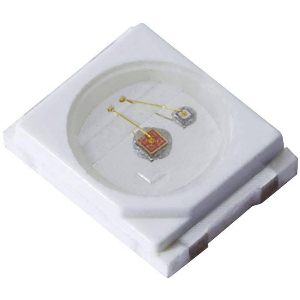 SMD-LED (value.1317393) Kingbright KA-3529AZG25Z4S PLCC2 120 ° Grøn
