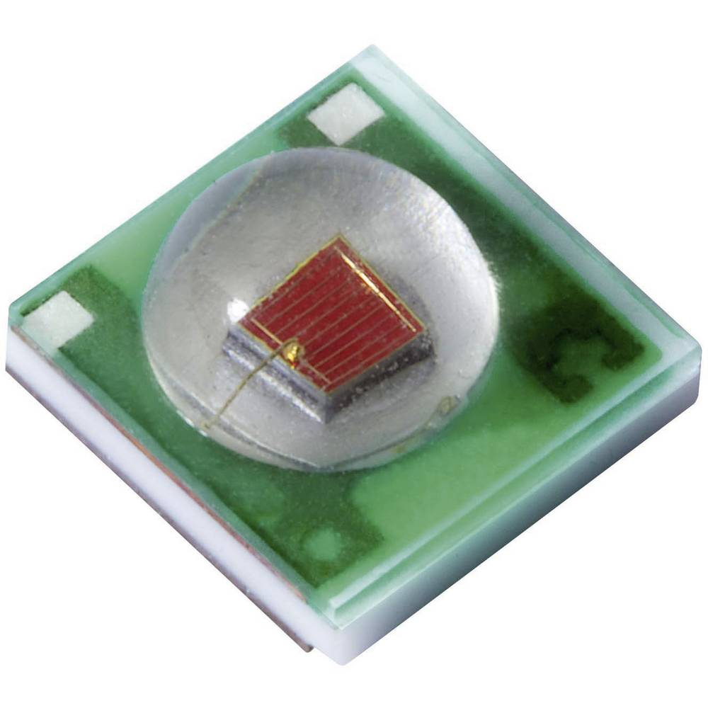 SMD-LED posebna oblika, rdeča 110 ° 350 mA 2.5 V Kingbright KTDS-3535SE9Z4S