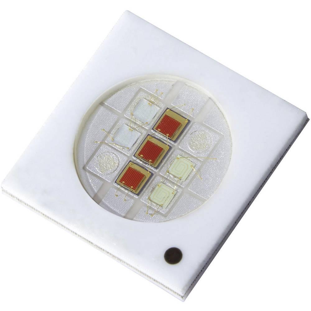 SMD-LED (value.1317393) Kingbright KT-1213WG9KT9/10 særlig form 120 ° Grøn