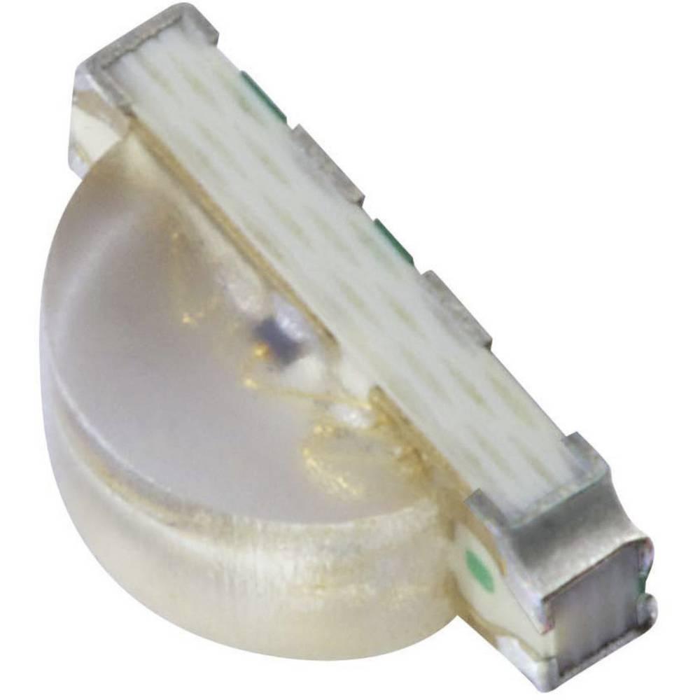 SMD-LED večbarvna, posebna oblika, rdeča, zelena, modra 140 mcd, 300 mcd, 70 mcd 120 ° 20 mA 2 V, 3.3 V, 3.3 V Kingbright KPFA-3