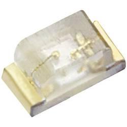 SMD LED Kingbright KPHHS-1005SURCK 0402 70 mcd 120 ° Rød