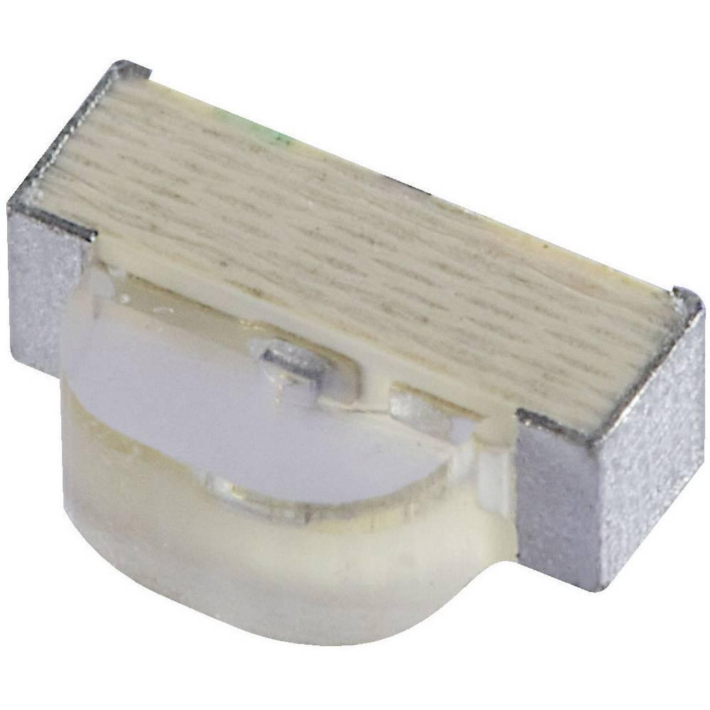 SMD-LED (value.1317393) Kingbright 1104 400 mcd 120 ° Grøn