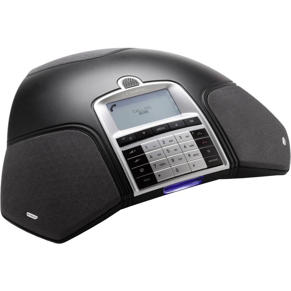 Konferenčni telefon VoIP Konftel 300 Črna, Srebrna