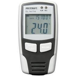 Multi-zapisovalnik podatkov VOLTCRAFT DL-141TH merjenje temperature, vlažnosti zraka -40 do 70 °C 0 do 100 % rF kalibracija nare