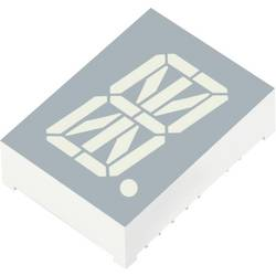 Alfanumeriske segment-display Kingbright 20.32 mm 2 V Grøn