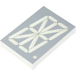 Alfanumeriske segment-display Kingbright 56.8 mm 3.7 V Rød