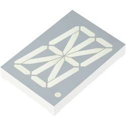 Alfanumeriske segment-display Kingbright 56.8 mm 4 V Grøn