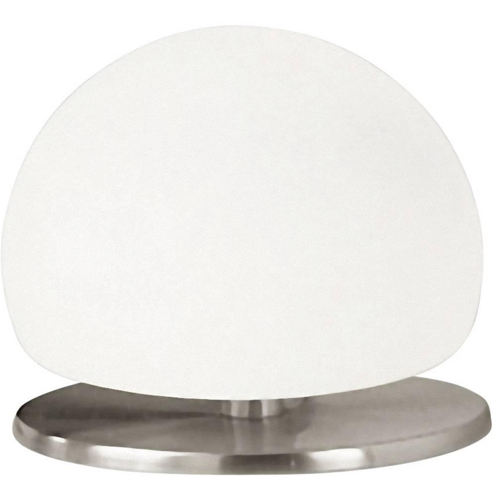 Stolna svjetiljka Morgana halogena G9 40 W nikal (satinirani)
