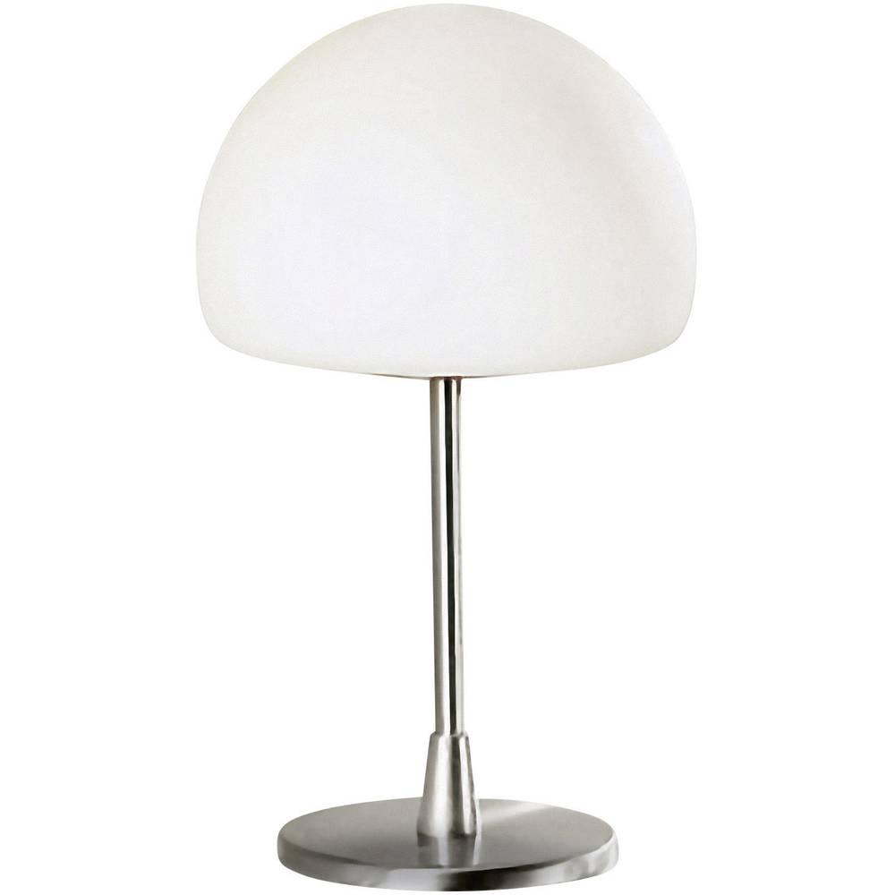 Stolna svjetiljka Gaia halogena G9 40 W nikal (satinirani)