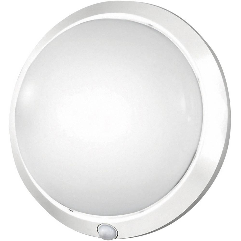 Stropna svjetiljka sa senzorom pokreta Armilla, štedna žarulja E27 60 W 2796-61-102 bijela