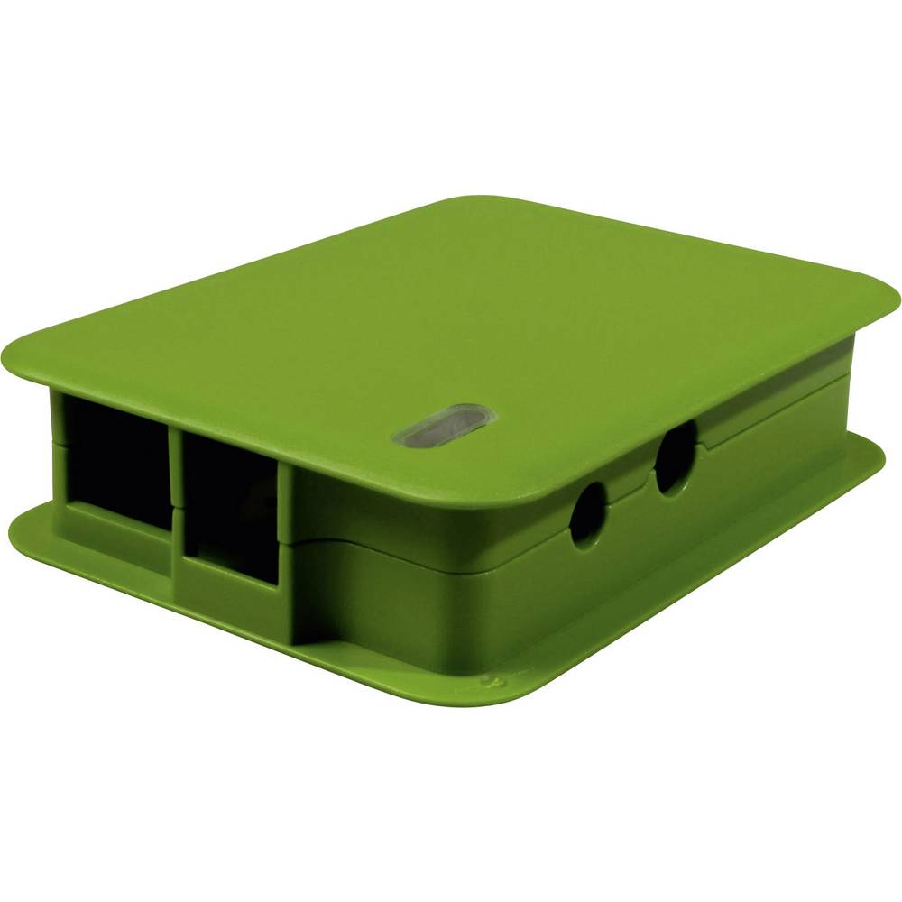 Raspberry Pi® ohišje TEK-BERRY.41 zelena TEKO